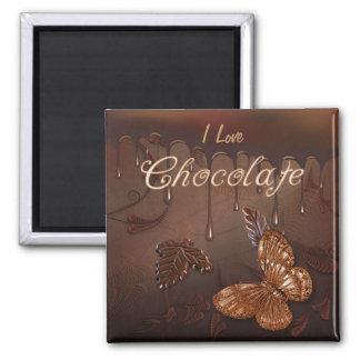 I Love Chocolate Fridge Magnets