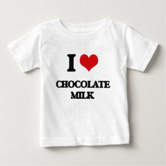 I love Chocolate Milk T Shirt