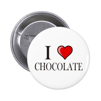 I love Chocolate Pin