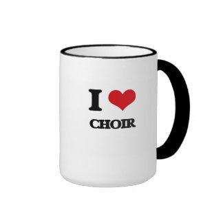 I love Choir Mugs