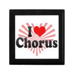 I love Chorus Gift Boxes