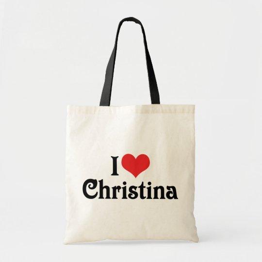I Love Christina