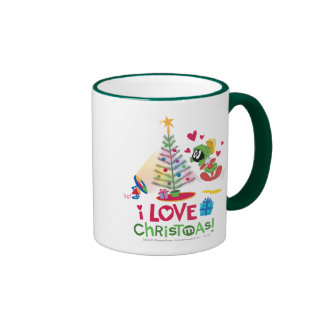 I Love Christmas - Marvin Mugs