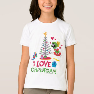 I Love Christmas - MARVIN THE MARTIAN™ T-Shirt