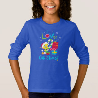 I Love Christmas - TWEETY™ T-Shirt