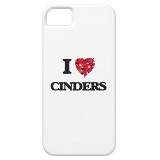 I love Cinders Barely There iPhone 5 Case
