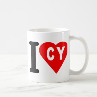 i_love_Cipro.png Coffee Mug
