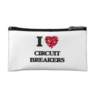 I love Circuit Breakers Cosmetics Bags
