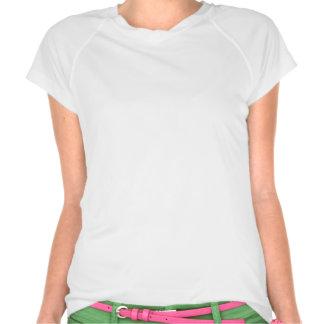 I Love Clara Digital Retro Design Tee Shirt