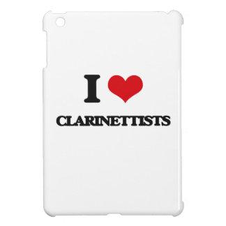 I love Clarinettists Case For The iPad Mini