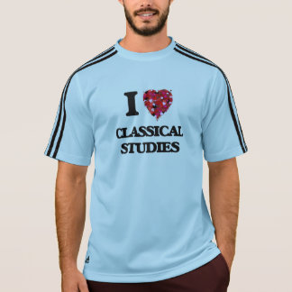 I Love Classical Studies T-Shirt