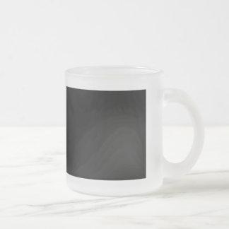 I love Classified Frosted Glass Mug