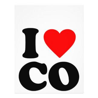 I LOVE CO FULL COLOR FLYER