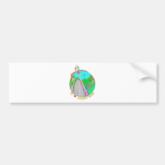 I LOVE Coasters Bumper Sticker