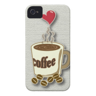 I Love Coffee iPhone 4 Case-Mate Cases