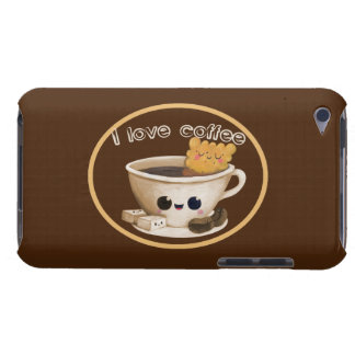 I love Coffee iPod Touch Case-Mate Case