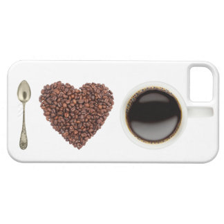 I Love Coffee Case For The iPhone 5