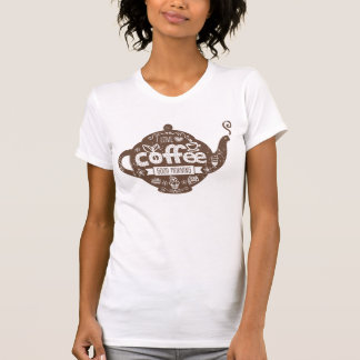 I love Coffee, Good Morning T-Shirt