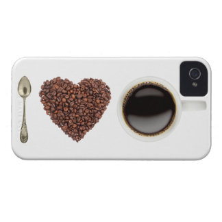 I Love Coffee - iPhone4 - iPhone 4 Cover