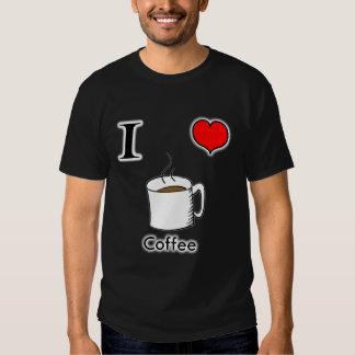i love coffee t shirts
