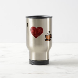 I love COFFEE!!!!. Travel Mug