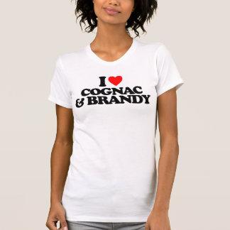 I LOVE COGNAC & BRANDY SHIRTS