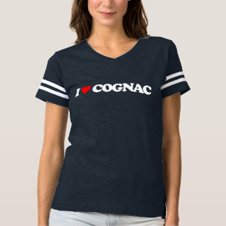 I LOVE COGNAC TSHIRT
