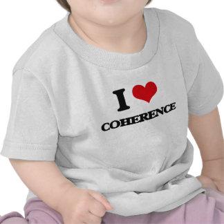 I love Coherence Tshirts