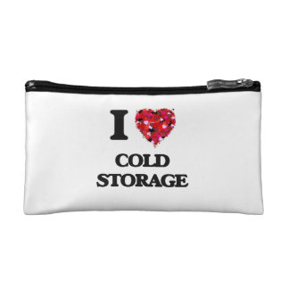 I love Cold Storage Massachusetts Cosmetic Bag