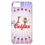 I Love Colfax, California iPhone 5C Cases