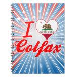 I Love Colfax, California Journal