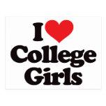 I Love College Girls