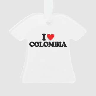 I LOVE COLOMBIA
