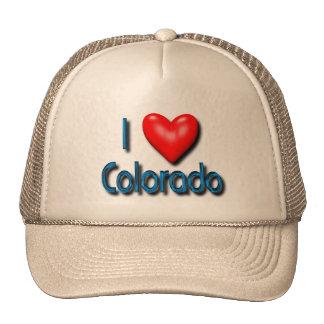 I Love Colorado Cap