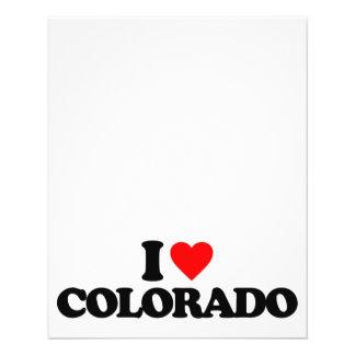 I LOVE COLORADO FLYER
