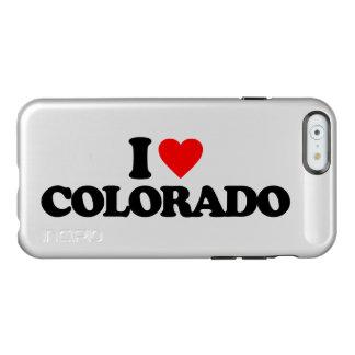 I LOVE COLORADO INCIPIO FEATHER® SHINE iPhone 6 CASE