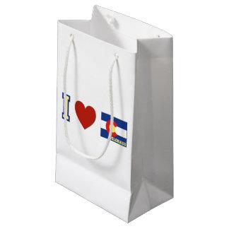 I Love Colorado Small Gift Bag