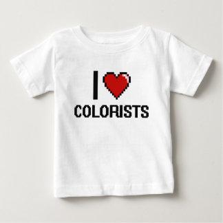 I love Colorists T Shirt