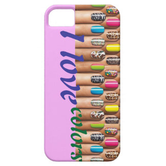 I love colors iPhone 5 cases