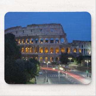 I love Colosseum by night Mouse Mat