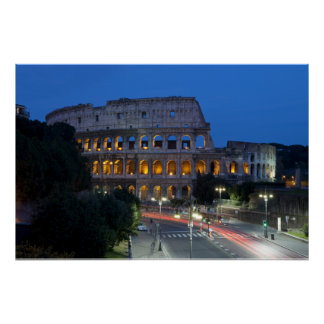 I love Colosseum by night Poster