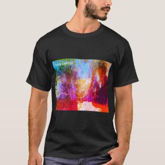 I love colour T-Shirt