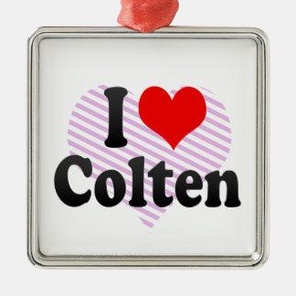 I love Colten Ornament
