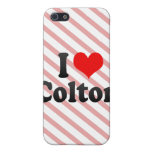I love Colton Covers For iPhone 5