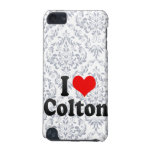 I love Colton iPod Touch (5th Generation) Cover