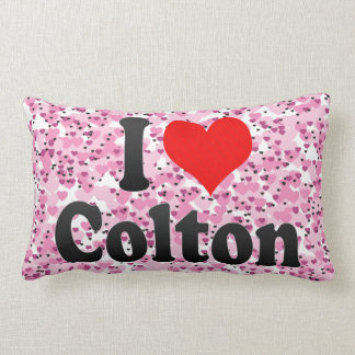 I love Colton Lumbar Pillow