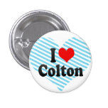 I love Colton Pinback Buttons