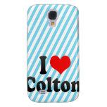 I love Colton Samsung Galaxy S4 Case