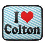 I love Colton Sleeve For iPads