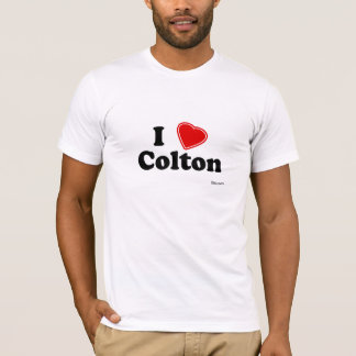 I Love Colton T-Shirt